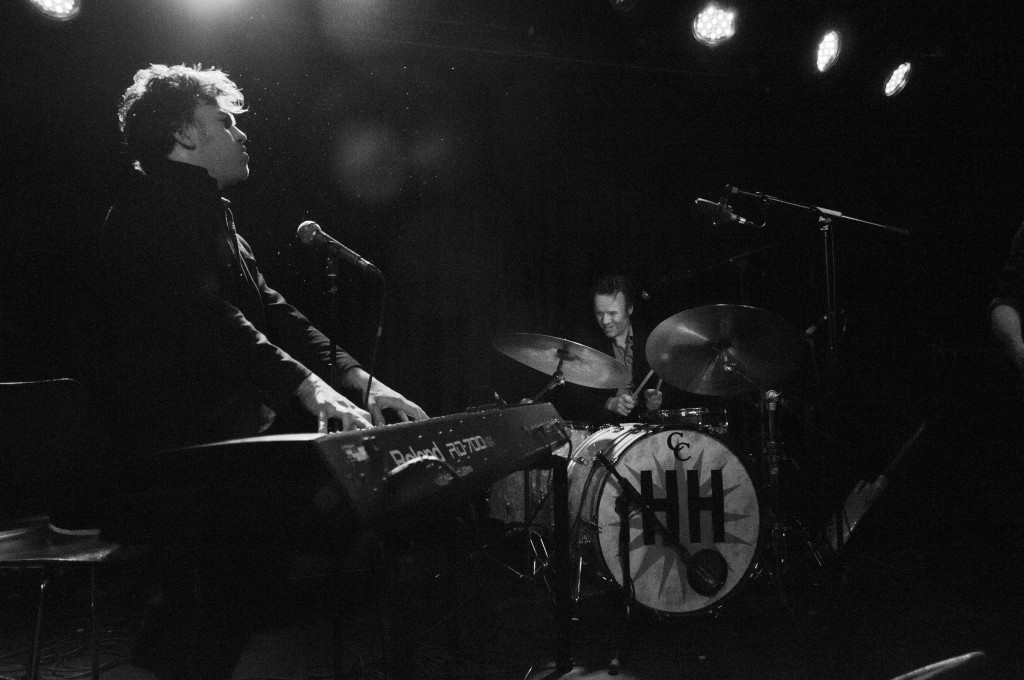 Henri Herbert - The Lexington March 2016