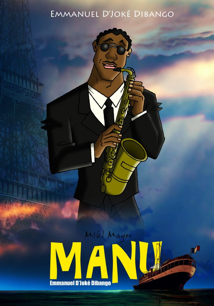 1) affiche Emmanuel D'Joké Dibango
